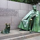 FDR Monument, Washington D.C. by Bine