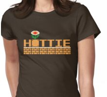 Hottie Womens Fitted T-Shirt