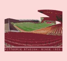 Pittodrie Stadium.  Home Kids Clothes