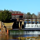 Cotton Gin Mill by rosaliemcm