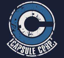 capsule corp by simoechz