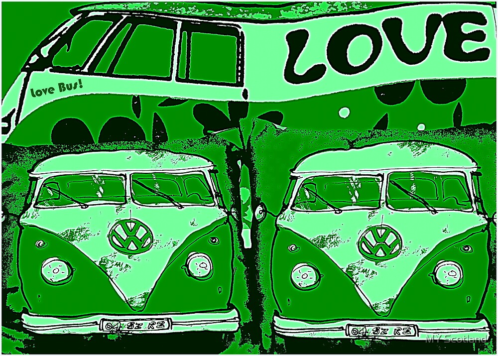 Love Bus..! by MY Scotland