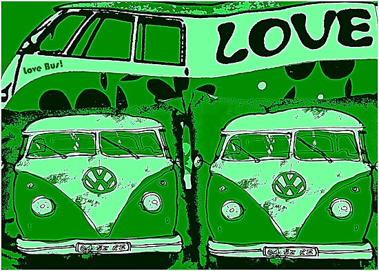 Love Bus..! by This is Fife Scotland