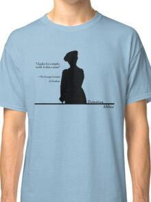 A Simpler World Classic T-Shirt