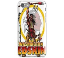 Redskins Case iPhone Case/Skin
