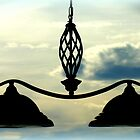 Libra shaped lamp by ©The Creative  Minds