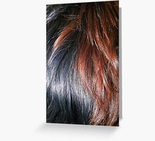 Hairy Situation Greeting Card