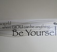 Be Yourself by CandyBond