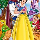 Snow White by Kanae