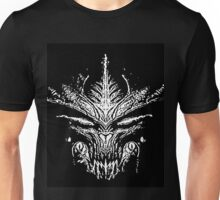 20 Alien Dragons Head By Chris McCabe - DRAGAN GRAFIX Unisex T-Shirt