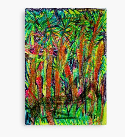 2.004 Canvas Print