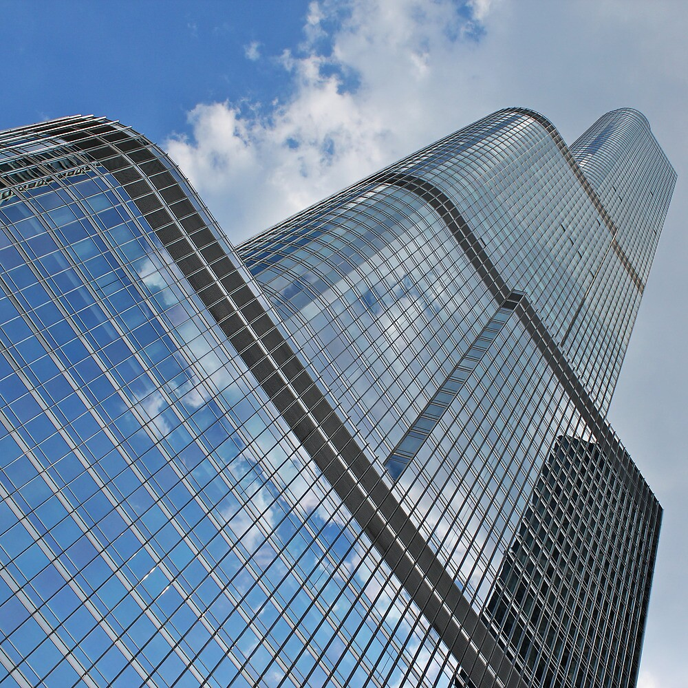 Trump Tower Chicago by EdPettitt