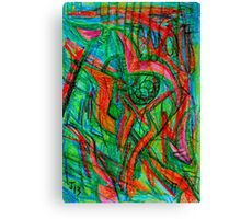 2.006 Canvas Print