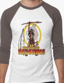 Redskins Tee Men's Baseball ¾ T-Shirt