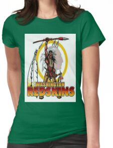 Redskins Tee Womens Fitted T-Shirt