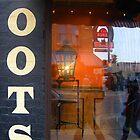 Boots at the Stockyards by John  Kapusta