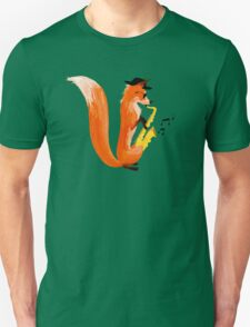 Jazzy Fox T-Shirt