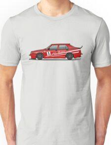 Alfa Romeo 75 Tipo 161 Works Corse Competizione Rosso T-Shirt