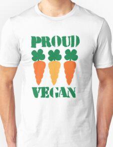 PROUD VEGAN Unisex T-Shirt
