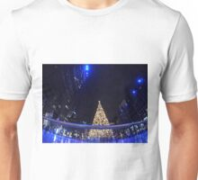 Ice Skaters at PPG Unisex T-Shirt