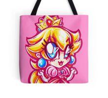 Chibi Princess Peach Tote Bag
