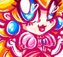Chibi Princess Peach Sticker
