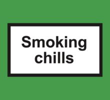 Smoking Chills by xyphious
