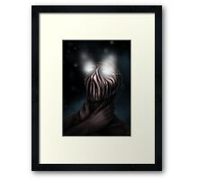 The Infection Framed Print