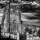 St Clement Hastings by Dave Godden
