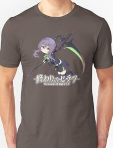 seraph of the end anime design  T-Shirt