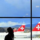 A tourist in Switzerland by bubblehex08