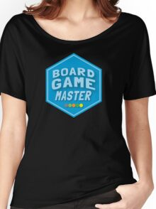 BOARD GAME MASTER (Catan) Women's Relaxed Fit T-Shirt