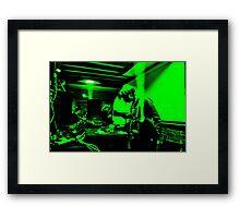 WORKHOUSE NYE Framed Print