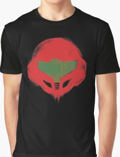 Metroid Hunter Graphic T-Shirt