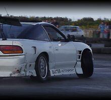 Nissan 240sx / 180sx Drifting by Deccy43