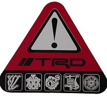 TRD Sign by Deccy43