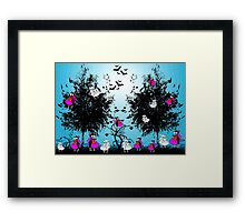 Day of the Dead celebrations Framed Print