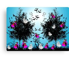 Day of the Dead celebrations Canvas Print