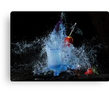 Cocktail Carnage Canvas Print
