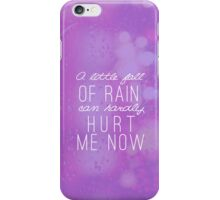 A Little Fall of Rain iPhone Case/Skin