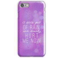 A Little Fall of Rain iPhone Case/Skin