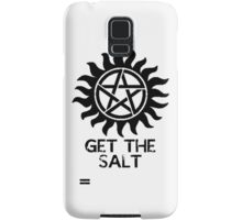 Get the Salt! Samsung Galaxy Case/Skin