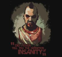 The Definition of Insanity by Shirts For Cool People