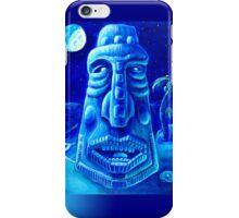 Moonlit Moai Iphone Case iPhone Case/Skin