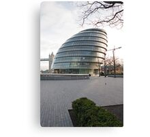 City Hall in London Canvas Print