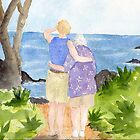 Grandma Love by Diane Hall
