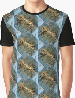 Overhead Tree Branches Graphic T-Shirt