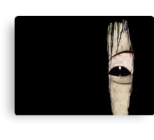 Sadako eye Canvas Print