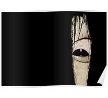 Sadako eye Poster
