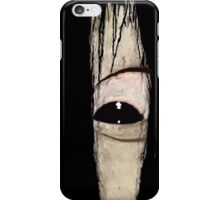 Sadako eye iPhone Case/Skin